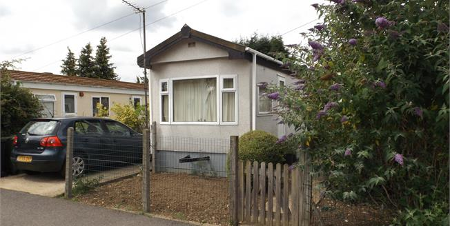 Asking Price £120,000, 1 Bedroom Mobile Home For Sale in Whelpley Hill, HP5