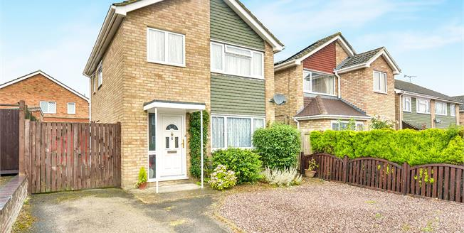 £270,000, 3 Bedroom Detached House For Sale in Bletchley, MK3
