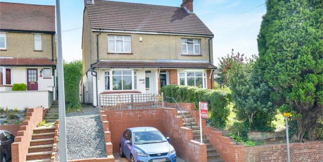 Asking Price £269,995, 3 Bedroom Semi Detached House For Sale in Bletchley, MK3