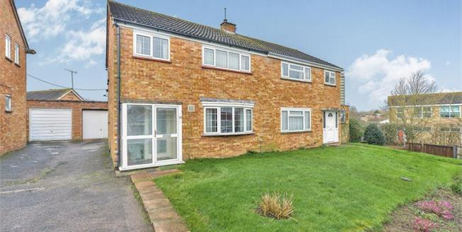 £250,000, 3 Bedroom Semi Detached House For Sale in Bletchley, MK3