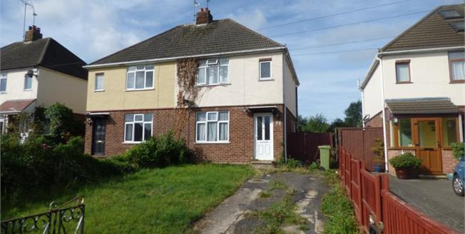 Guide Price £248,000, 3 Bedroom Semi Detached House For Sale in Bletchley, MK1