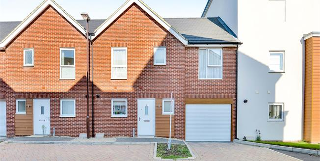 Guide Price £299,999, 3 Bedroom Terraced House For Sale in Bletchley, MK2