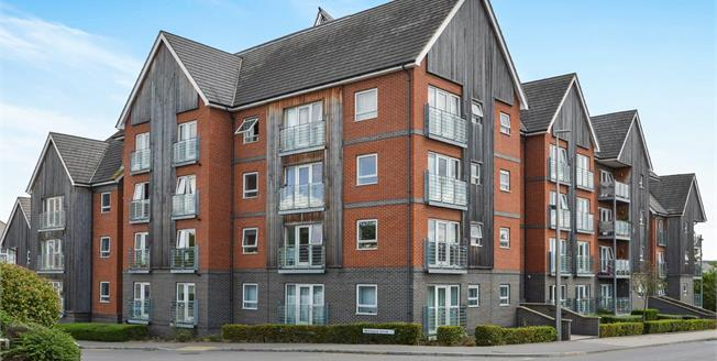 Asking Price £200,000, 2 Bedroom Flat For Sale in Bletchley, MK2