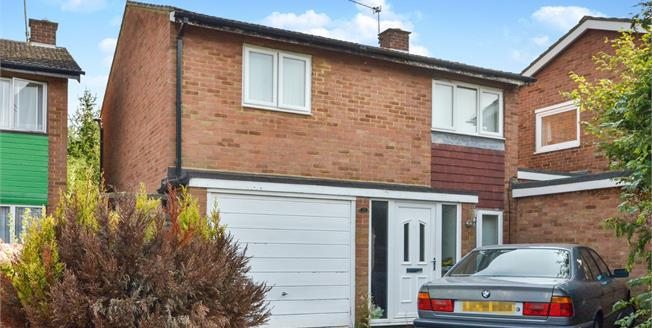 Offers in excess of £280,000, 3 Bedroom Link Detached House For Sale in Bletchley, MK2
