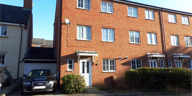Asking Price £325,000, 4 Bedroom End of Terrace House For Sale in Bletchley, MK3
