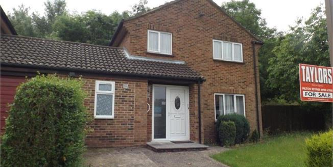 Asking Price £315,000, 5 Bedroom Link Detached House For Sale in Conniburrow, MK14