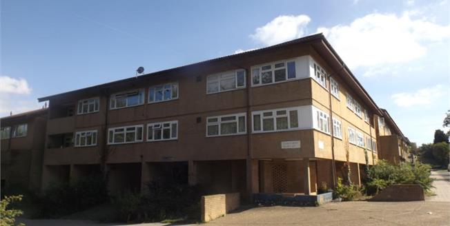 Asking Price £140,000, 1 Bedroom Flat For Sale in Conniburrow, MK14
