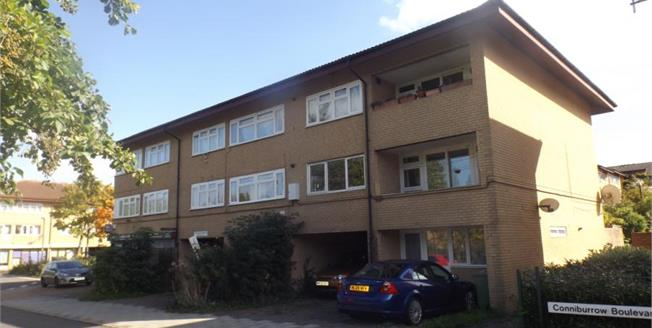 Asking Price £140,000, 2 Bedroom Upper Floor Flat For Sale in Conniburrow, MK14