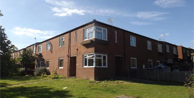 Asking Price £140,000, 2 Bedroom Upper Floor Flat For Sale in Springfield, MK6