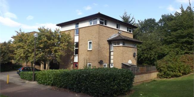 Asking Price £140,000, 2 Bedroom Flat For Sale in Fishermead, MK6