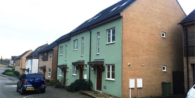 Offers in the region of £260,000, 3 Bedroom Terraced House For Sale in Ashland, MK6