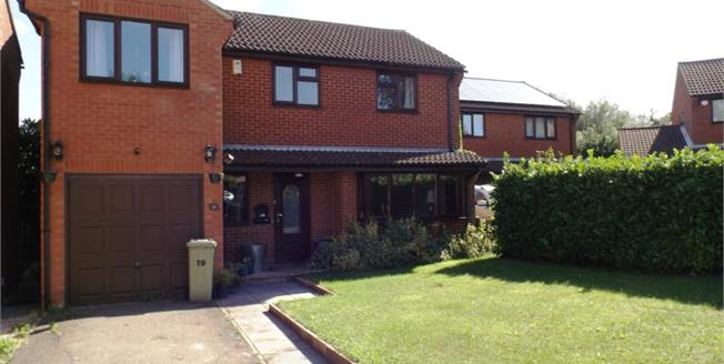 £399,995, 4 Bedroom Detached House For Sale in Great Linford, MK14