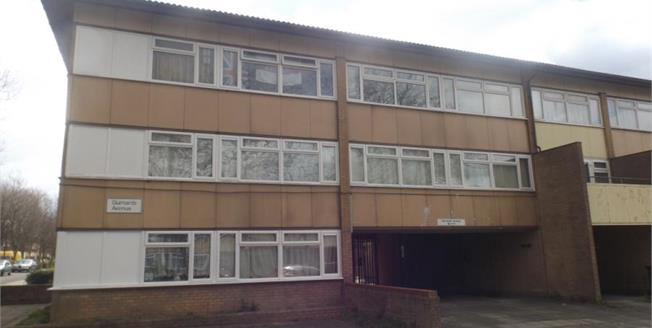 Asking Price £119,995, 1 Bedroom Upper Floor Flat For Sale in Fishermead, MK6
