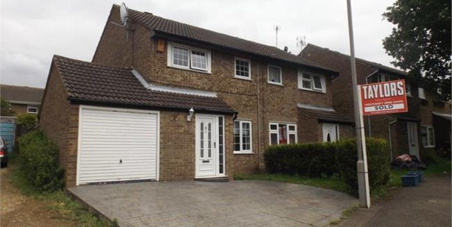 Asking Price £260,000, 3 Bedroom End of Terrace House For Sale in Furzton, MK4