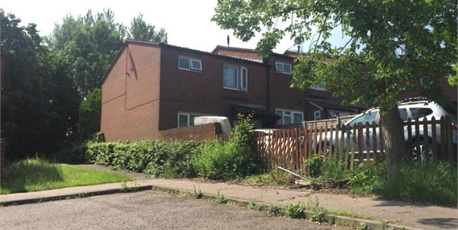 Asking Price £235,000, 3 Bedroom End of Terrace House For Sale in Springfield, MK6