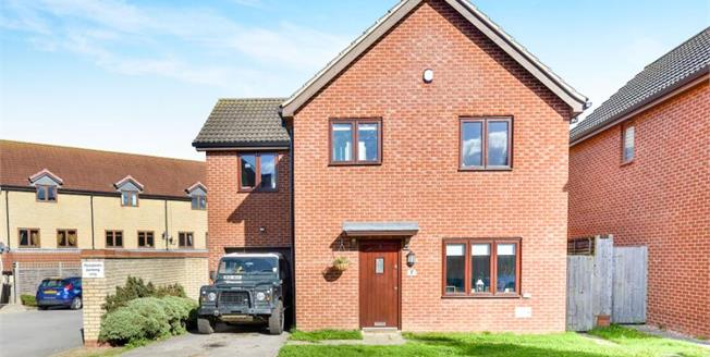 £375,000, 4 Bedroom Detached House For Sale in Broughton, MK10
