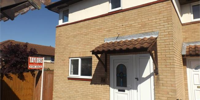 £125,000, 3 Bedroom Semi Detached House For Sale in Downhead Park, MK15