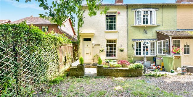 Offers in the region of £229,995, 2 Bedroom End of Terrace Cottage For Sale in Bradville, MK13
