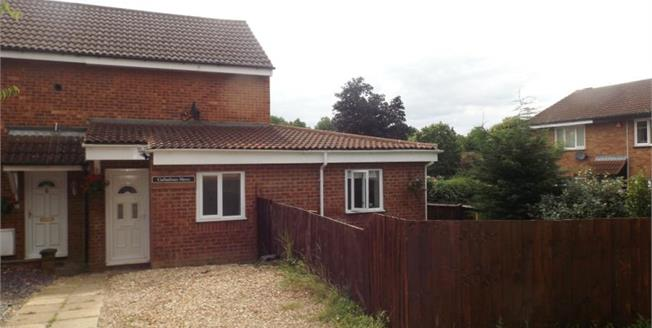 Asking Price £229,950, 3 Bedroom Semi Detached House For Sale in Bradwell, MK13