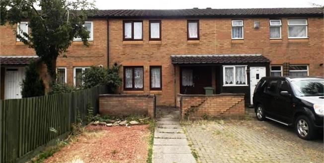 Offers in excess of £225,000, 3 Bedroom Terraced House For Sale in Downs Barn, MK14