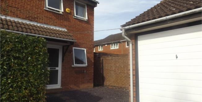 Offers in excess of £215,000, 2 Bedroom Semi Detached House For Sale in Heelands, MK13