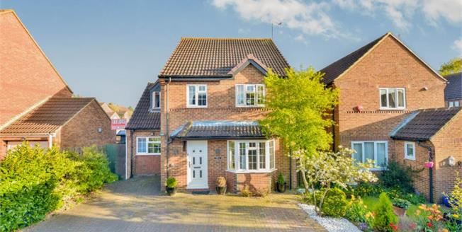 Offers in excess of £395,000, 4 Bedroom Detached House For Sale in Caldecotte, MK7