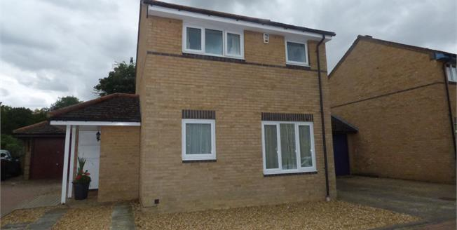 Asking Price £330,000, 3 Bedroom Link Detached House For Sale in Loughton, MK5