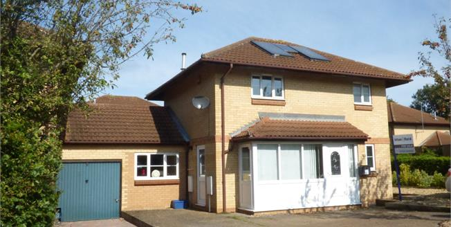 Asking Price £315,000, 3 Bedroom Detached House For Sale in Great Holm, MK8