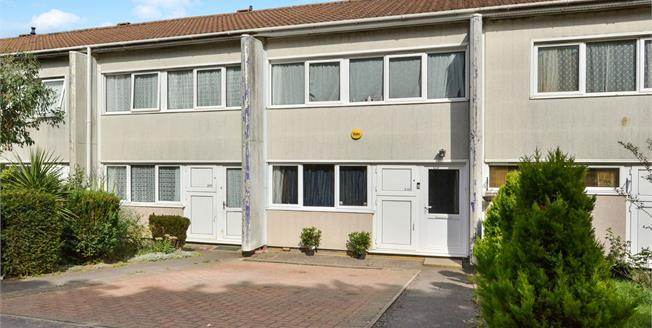 Asking Price £185,000, 2 Bedroom Terraced House For Sale in Netherfield, MK6
