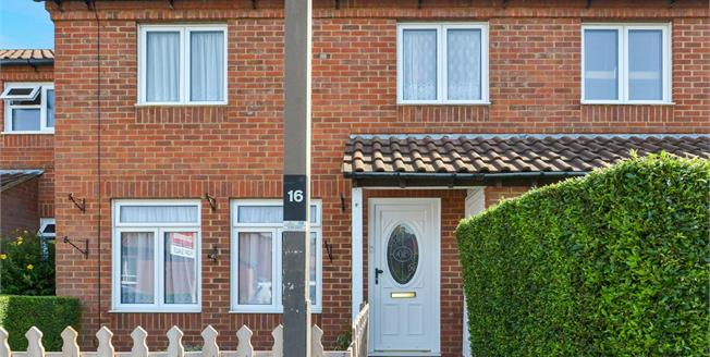 Offers in excess of £240,000, 3 Bedroom Terraced House For Sale in Great Linford, MK14