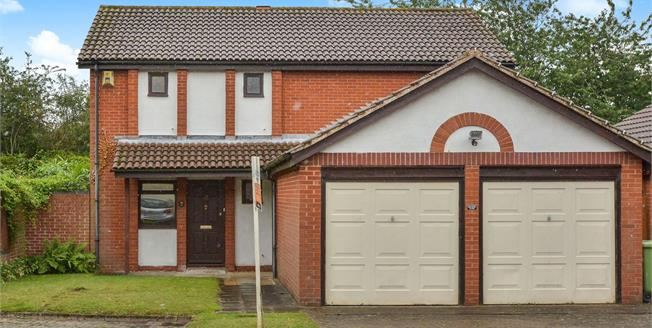 Asking Price £425,000, 4 Bedroom Detached House For Sale in Neath Hill, MK14