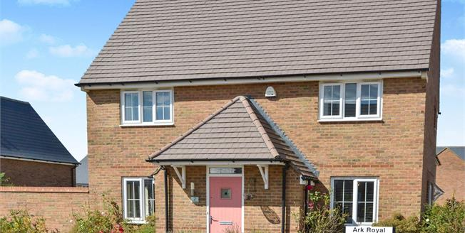 Asking Price £350,000, 3 Bedroom Detached House For Sale in Brooklands, MK10