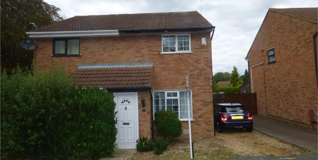 Asking Price £199,995, 2 Bedroom Semi Detached House For Sale in Coffee Hall, MK6