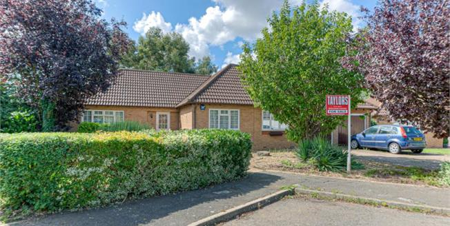 £500,000, 4 Bedroom Detached Bungalow For Sale in Newport Pagnell, MK16