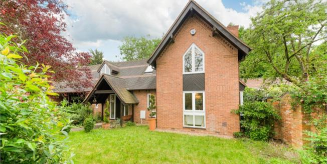 Asking Price £585,000, 3 Bedroom Detached House For Sale in Woughton on the Green, MK6