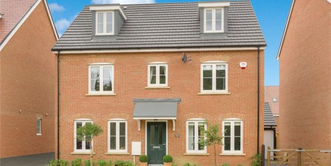 Asking Price £499,995, 5 Bedroom Detached House For Sale in Bletchley, MK3