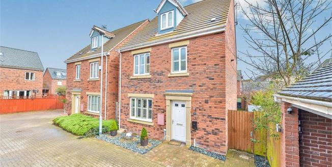 Asking Price £385,000, 4 Bedroom Detached House For Sale in Broughton, MK10