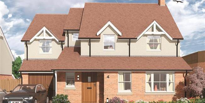 Guide Price £865,000, 6 Bedroom Detached House For Sale in Buckingham, MK18