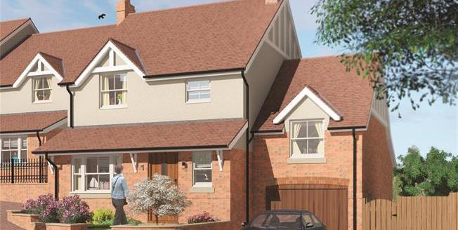 Guide Price £635,000, 5 Bedroom Detached House For Sale in Buckingham, MK18