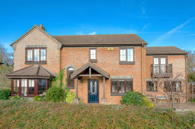 Bletchley Mk3 5 Bedroom Detached House For Sale