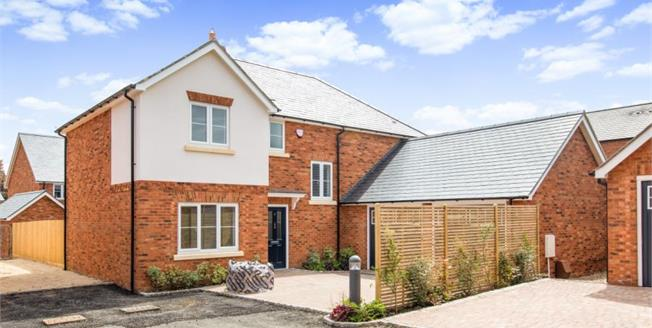 £649,500, House For Sale in Leighton Road, MK17