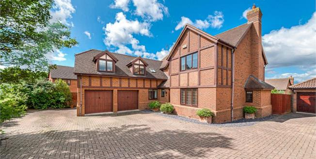 Asking Price £775,000, 5 Bedroom Detached House For Sale in Shenley Church End, MK5