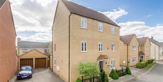 £550,000, 6 Bedroom Detached House For Sale in Oxley Park, MK4