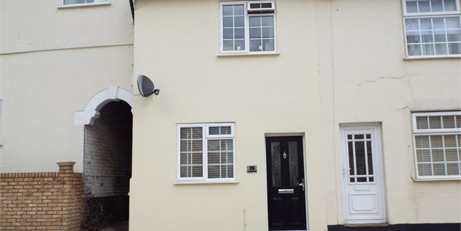 Offers in excess of £210,000, 2 Bedroom Terraced House For Sale in Leighton Buzzard, LU7