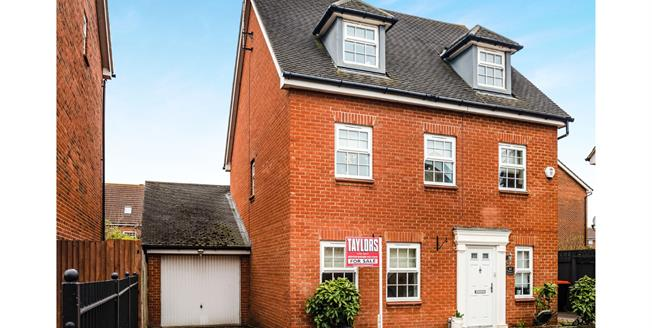 Asking Price £475,000, 5 Bedroom Detached House For Sale in Leighton Buzzard, LU7