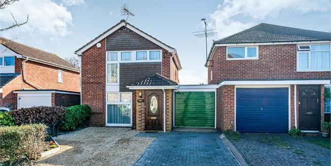 Offers in excess of £350,000, 3 Bedroom Link Detached House For Sale in Leighton Buzzard, LU7