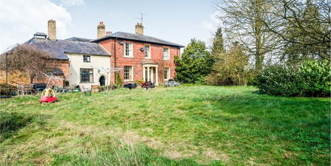 Offers in excess of £800,000, 5 Bedroom Detached House For Sale in Hockliffe, LU7