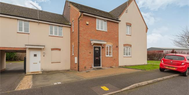 Guide Price £260,000, 2 Bedroom Terraced House For Sale in Leighton Buzzard, LU7