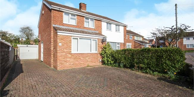 Offers Over £285,000, 2 Bedroom Semi Detached House For Sale in Leighton Buzzard, LU7
