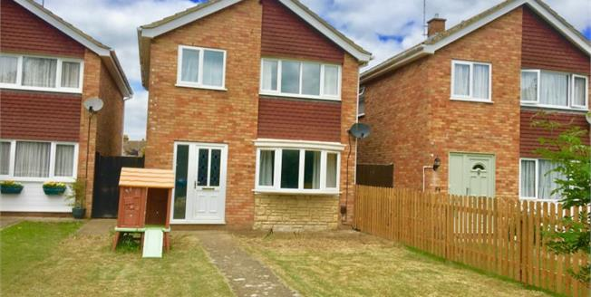 £315,000, 3 Bedroom Detached House For Sale in Leighton Buzzard, LU7